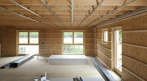 L'ossature en bois : quel impact sur le prix de vente d'une maison ?