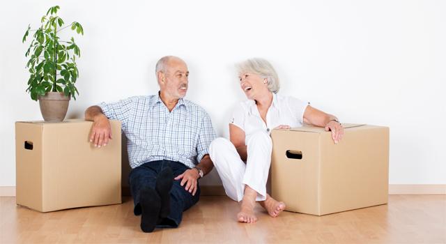 Trouver un logement pour séniors