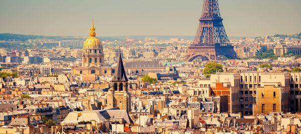 Etat de l'immobilier dans la ville de Paris