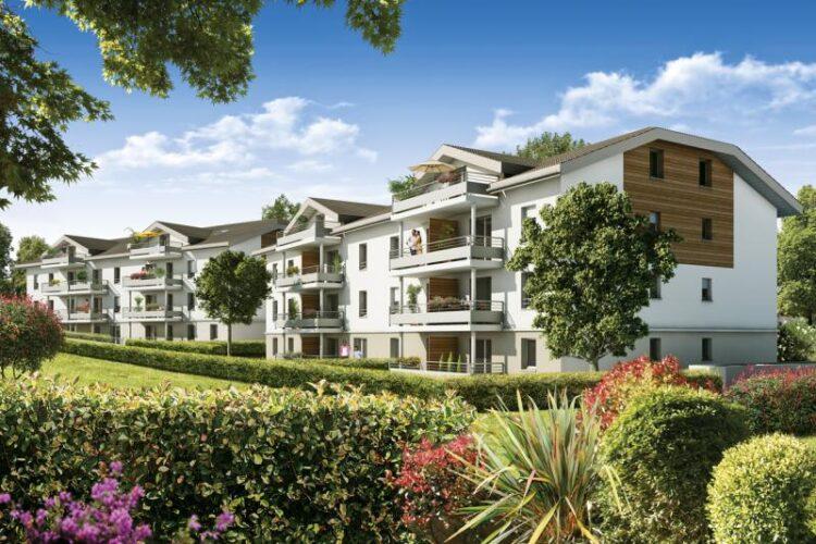 Agence immobilière à Thonon-les-Bains