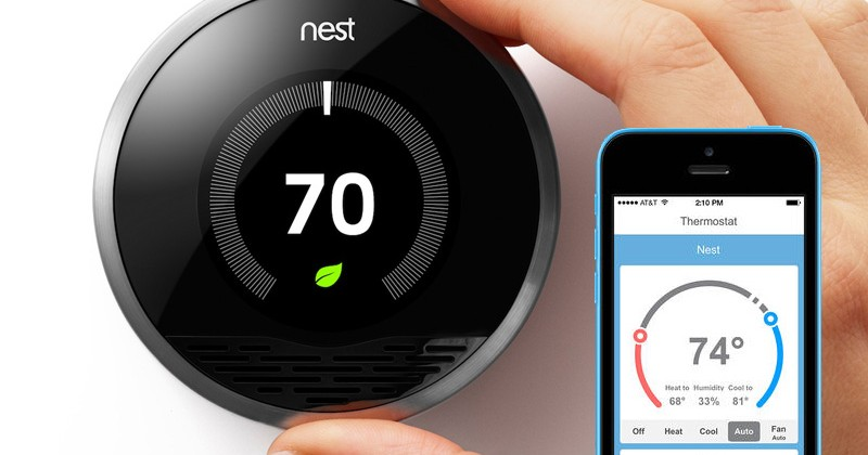 le thermostat programmable connecté