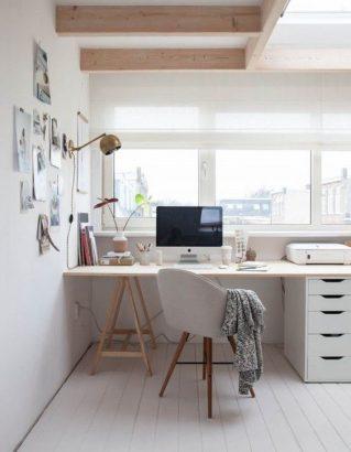 créer un coin de travail à la maison
