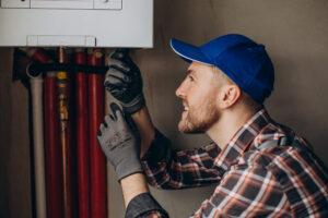 Comment réparer une chaudière